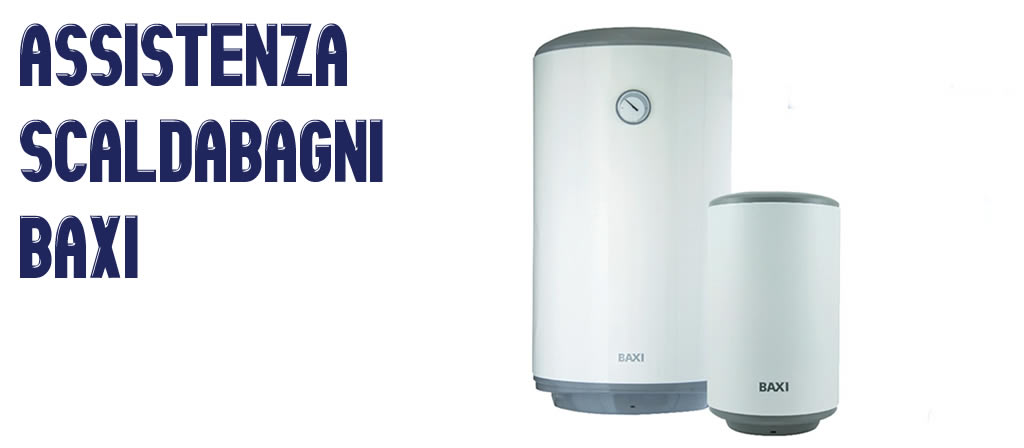 Cormano - Assitenza Scaldabagno Baxi a Cormano